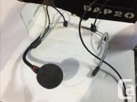 Audio-Technica AEW-DA660D Wireless microphone system