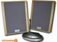 Sylvania SA 86014 Wireless Speakers system   These