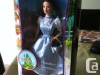 Wizard of Oz Dorothy Barbie for sale!  Dorothy Barbie