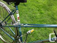 Vintage 1970's Peugeot road bike, 10 speed, Made in