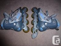 "Female's Roller Blades dimension 8.5 (39) ""Firefly"""
