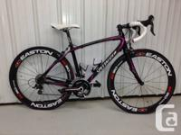 Woman Road bike specialized ruby