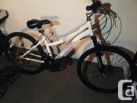 This bike has been inside since it was purchased, it�s