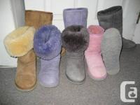 Women's Original Genuine UGG Boots  ONLY 3 PAIR LEFT. for sale  Quebec