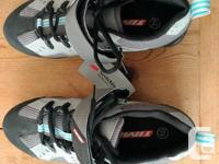 Time Sport TXL women's cycling shoes size 39 (the left