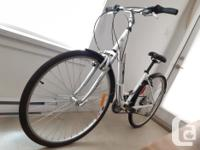 Revolution Women's Hybrid Bike Made in Canada 700c