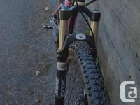 Women's Specialized Safire Comp Mountain Bike. Size