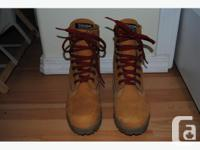 Genuine leather steel toe Completely brand new Super
