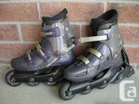 Female's Rollerblade Bravoblade GLX. Dimension 6.