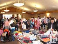 Semi yearly Clothing Sale sizes S-3X. 3121 Qu'Appelle