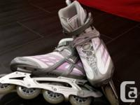 Hi there!  I'm marketing my ladies's Rollerblade brand