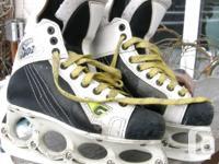 Boys or Gals GRAF SUPRA 502 Ice Skates Dimension 4 with