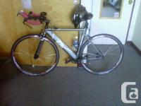 49cm - 650cc wheels included. FULL DURA-ACE