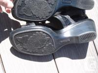 women shoes Euro step $25.00 firm Roseanne black