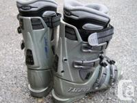 "One pair of Tecnica ""Innotec TI 8"" ski boots for sale."