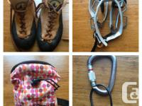 La Sportiva Mythoas Unisex Mountaineering shoes. In for sale  British Columbia