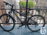 Women's Devinci Massai mountain bike, size small (I'm