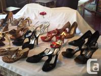 Womens shoe assortment. Size 8.5 mostly, Aldo Victoria