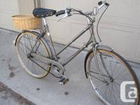 Bike in great mechanical shape with all gears and