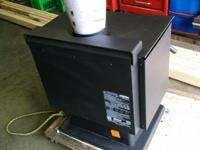 """Wood Stove -Pacific Energy """"Vista"""" Manufactured in"""