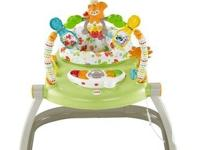 woodland and friends fisher price jumperoo. only used a