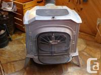 We are acquiring a larger catalytic woodstove, so this