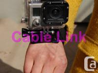 Dive Housing Case Wrist & Arm Belt Remote Wrist Strap