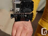 Wrist & Arm Belt Dive Housing Wrist Strap Band Mount