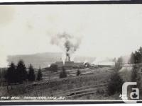 Looking for early picture postcards from Duncan, Cobble