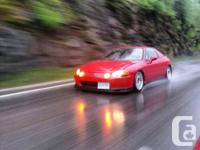 I have a 1992 del sol. Right hand drive. 100km on the
