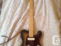 Want to trade US 2007 ASAT Special.  Two tone Sunburst,