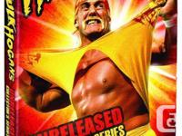 Hulk Hogan is one of the most popular and recognizable