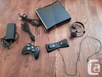 Xbox 360 250Gb Hard Drive. Comes with 1 Microsoft