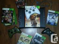 Xbox 360 Black Elite with 120gb HDD / Price negotiable for sale  British Columbia