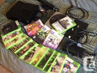 Xbox 360 with Kinect Includes: DJ Hero Skyrim GTA V