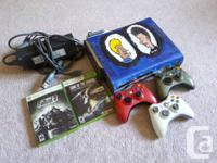 Offering an Xbox 360 That has a Beavis and Butthead