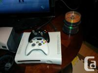 I am offering in excellent problem an Xbox 360 with a