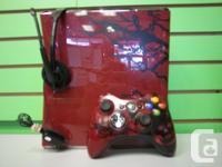 Cash Maxx Pawnbrokers has a Xbox 360GB Gears of Battle