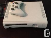 Xbox 360 120 gb, with Xbox 360 HD AV Cables. Superb