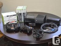 XBOX 360 E Console 250 GB HD 1 - 360 wireless