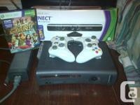 I am selling a 100% working Xbox 360 Elite (Mint