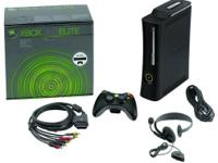 Xbox 360 Elite console includes: Hard Drive HDMI port a, used for sale  Prince Edward Island
