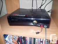 "Xbox 360 ""S"" console 250 g hdd  halo 3 on hdd The"