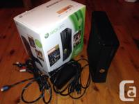 Selling my 250GB Xbox 360 Slim for $400 firm its in