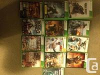 OBO FOR PRICE! I have for sale an Xbox 360 with 5
