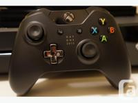 Xbox One Day One Ed' W / Theif (harddrive) Call of Duty
