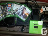 Selling my Day One edition Xbox One with 5 games (