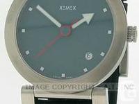 Stunning pre had Xemex Quartz watch authorized by Ruedi