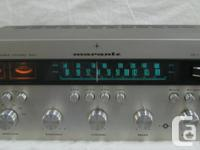 MSRP $450US 1969. The Marantz model 22 is a great