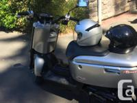 Make Yamaha Year 2007 This scooter has only been